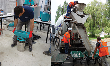 Journée de Restitution Round Robin Test : Comparison of Concrete Rheometers : International Tests at the Artois University